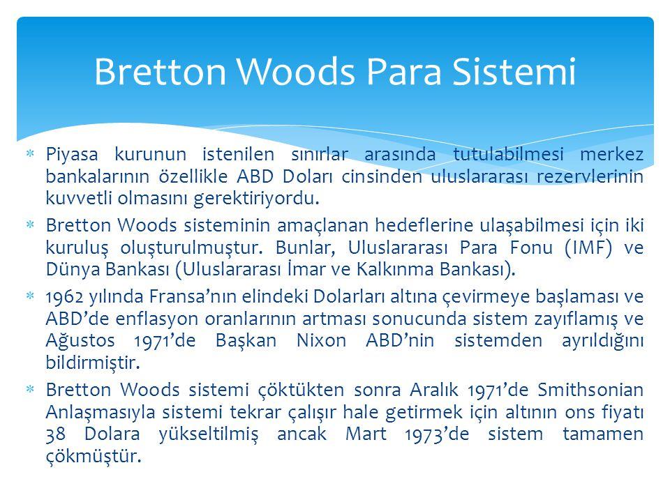 Bretton Woods Para Sistemi