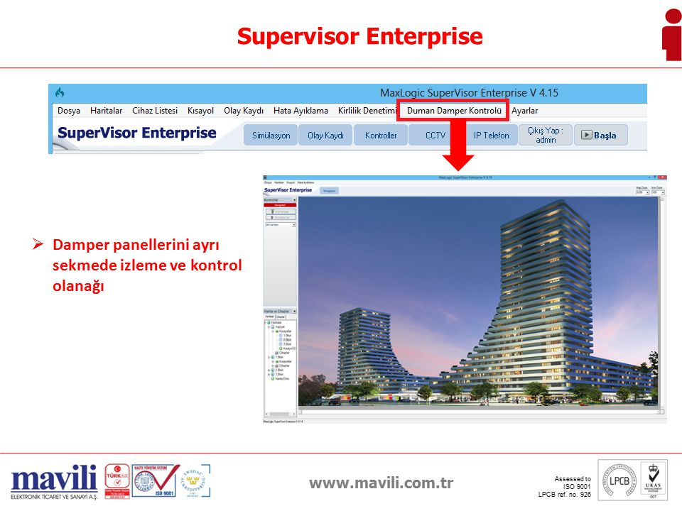 Supervisor Enterprise