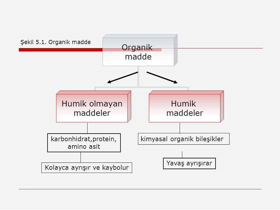 kimyasal organik bileşikler