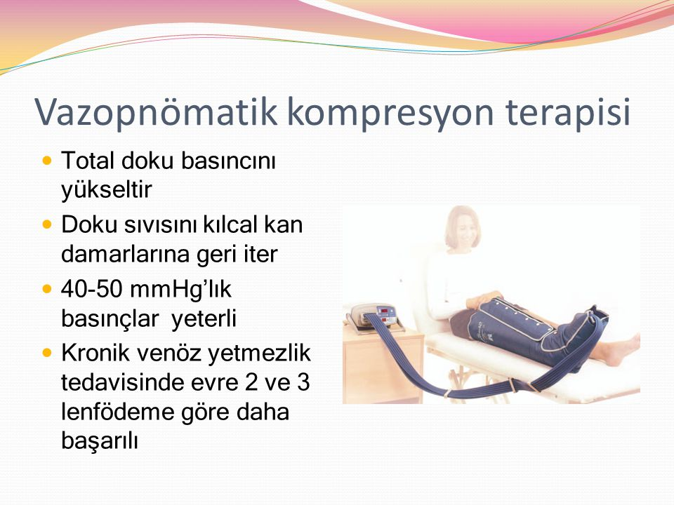 Vazopnömatik kompresyon terapisi