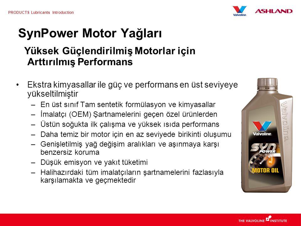 SynPower Motor Yağları