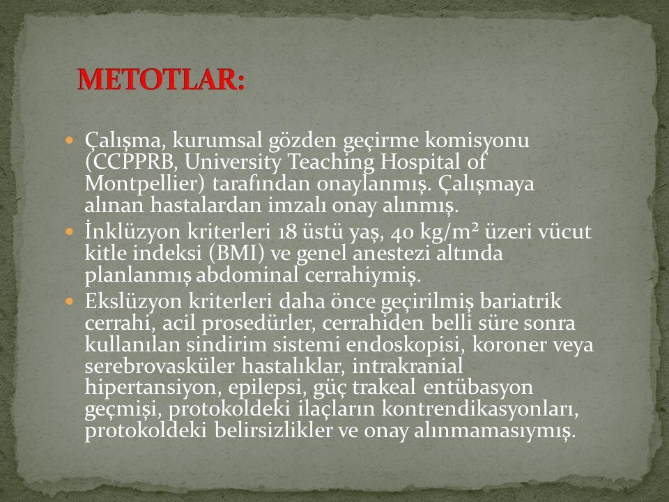 METOTLAR: