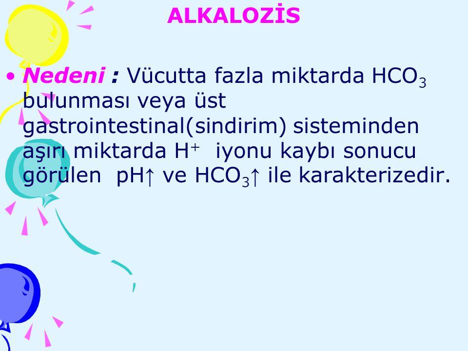 ALKALOZİS