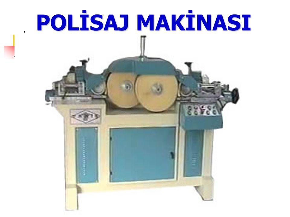 POLİSAJ MAKİNASI