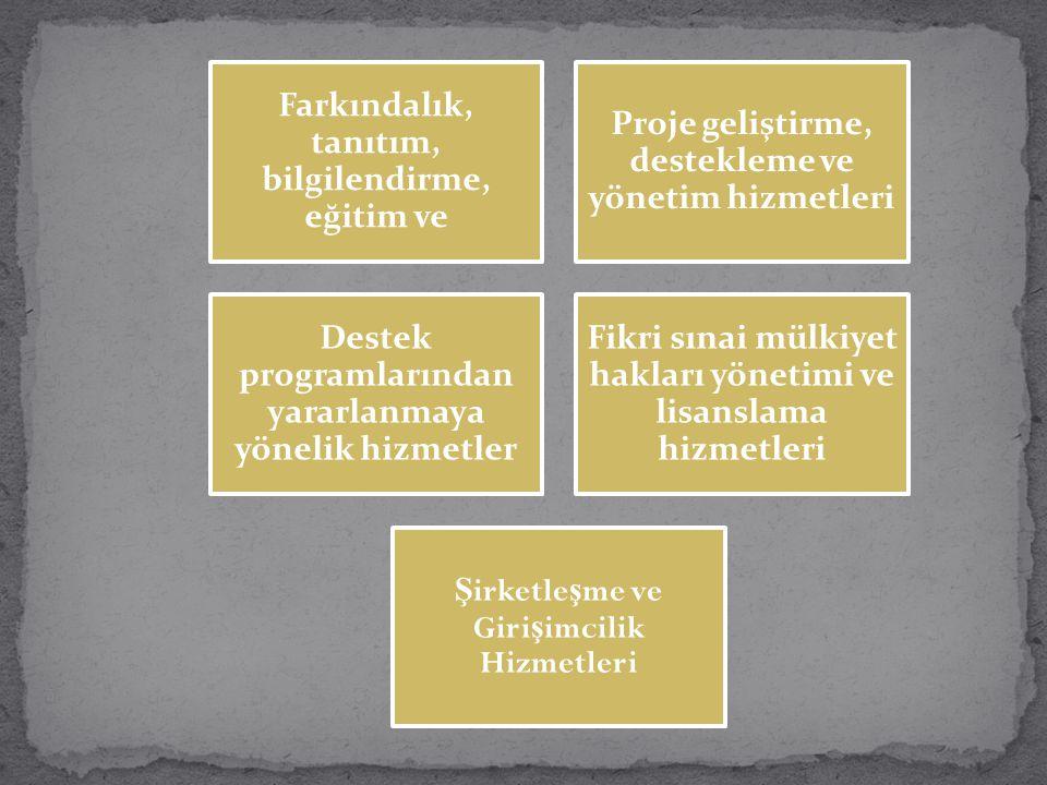 Farkındalık, tanıtım, bilgilendirme, eğitim ve