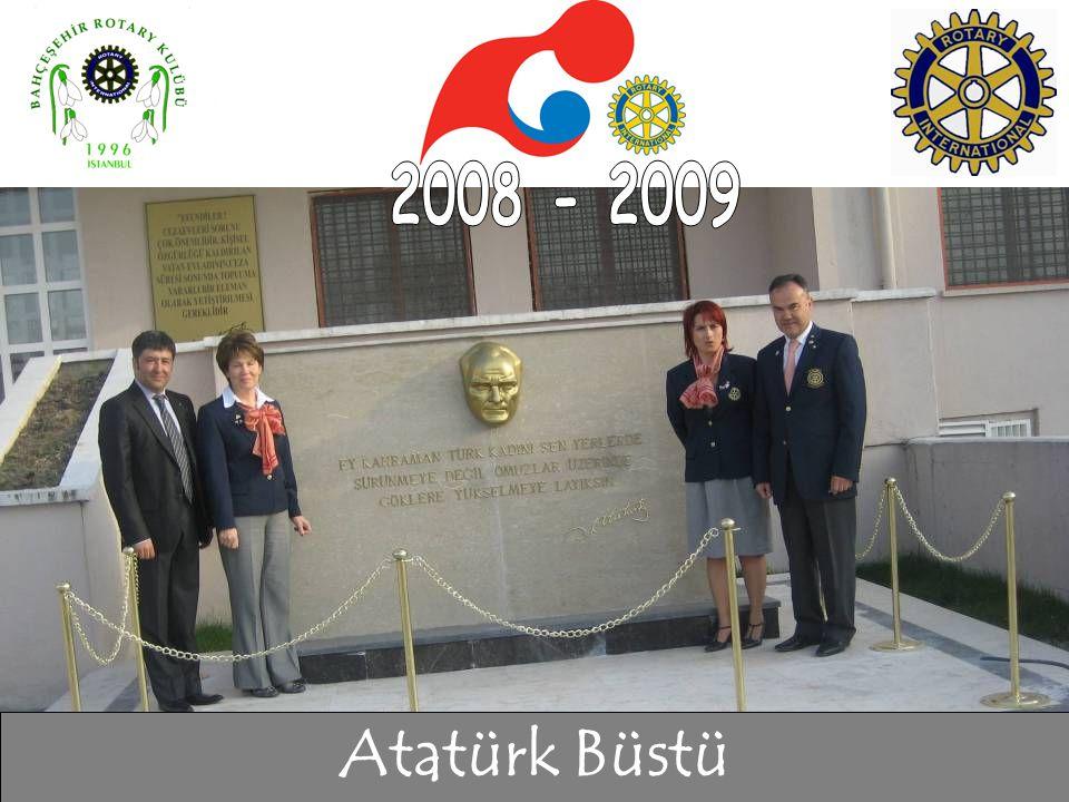 2008 - 2009 Atatürk Büstü