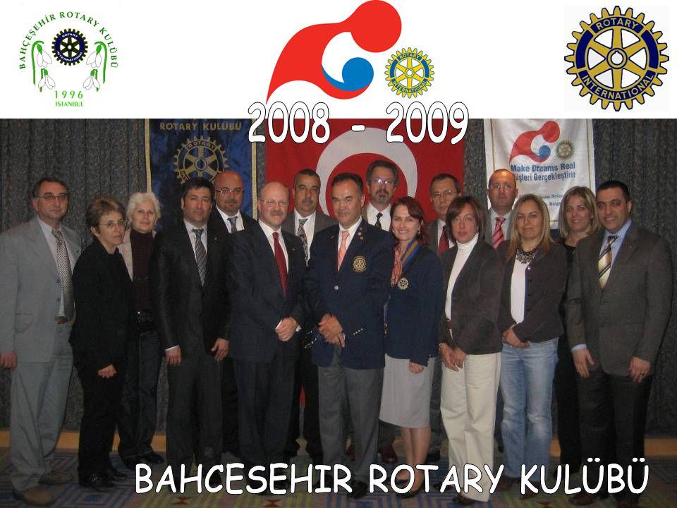 BAHCESEHIR ROTARY KULÜBÜ