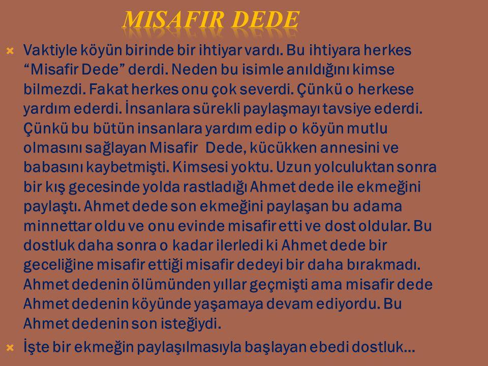 Misafir Dede