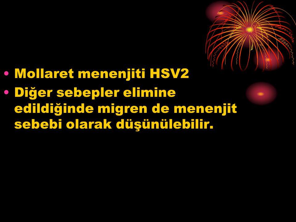Mollaret menenjiti HSV2