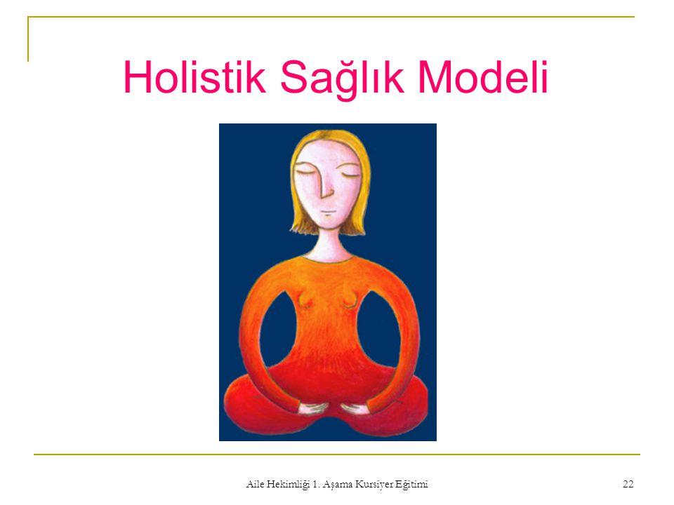Holistik Sağlık Modeli
