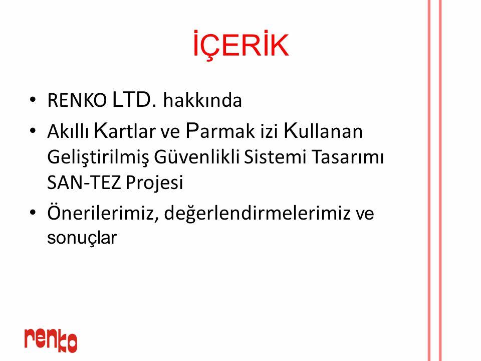 İÇERİK RENKO LTD. hakkında