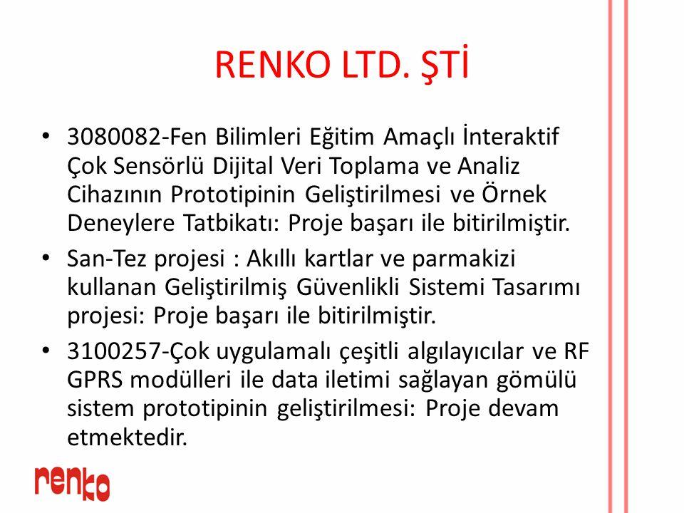 RENKO LTD. ŞTİ