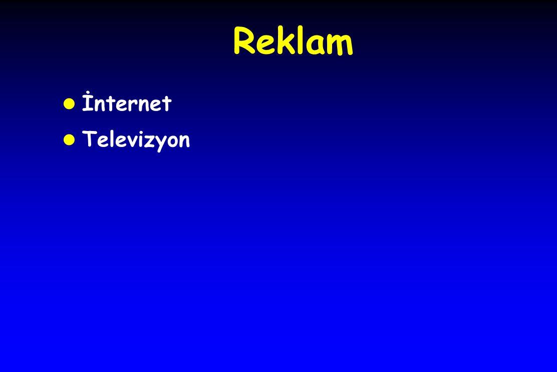Reklam İnternet Televizyon