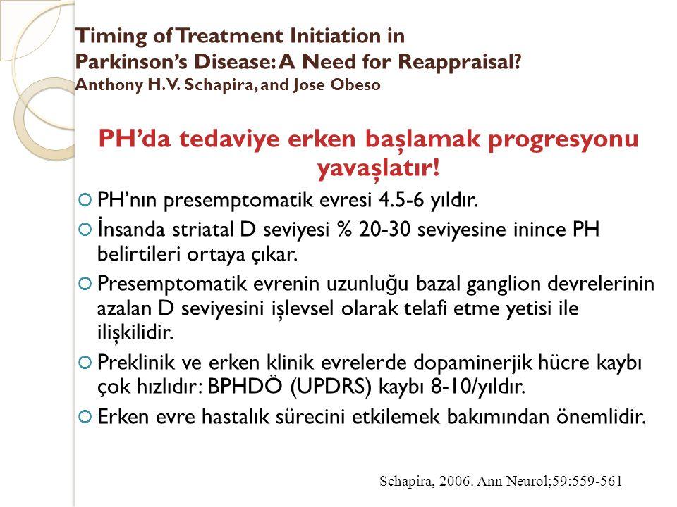 PH'da tedaviye erken başlamak progresyonu yavaşlatır!