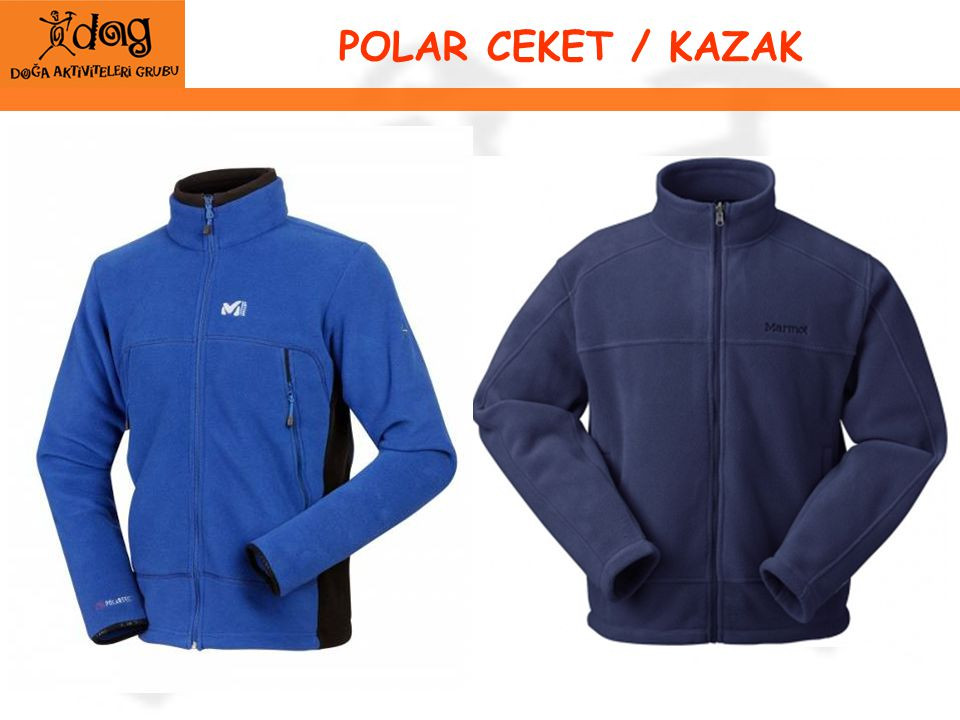 POLAR CEKET / KAZAK