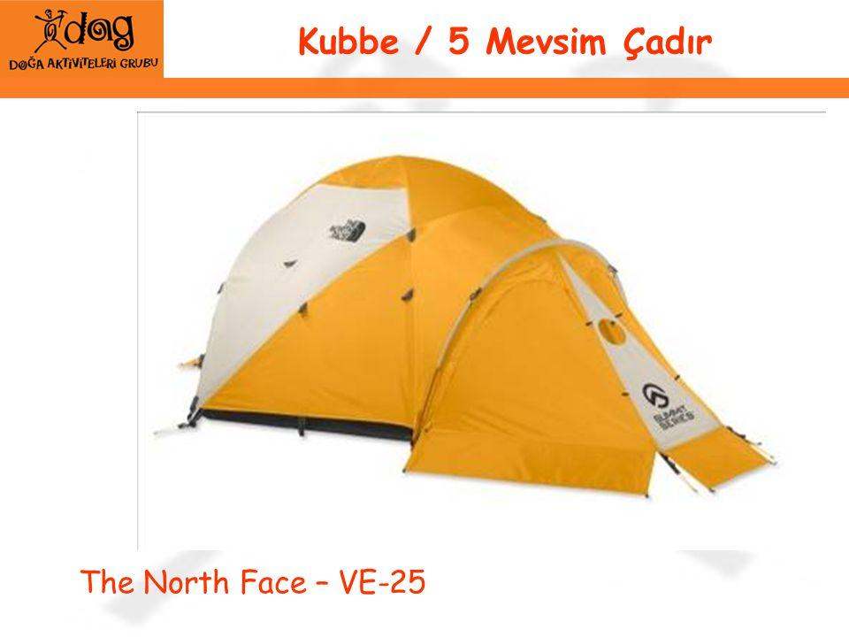 Kubbe / 5 Mevsim Çadır The North Face – VE-25