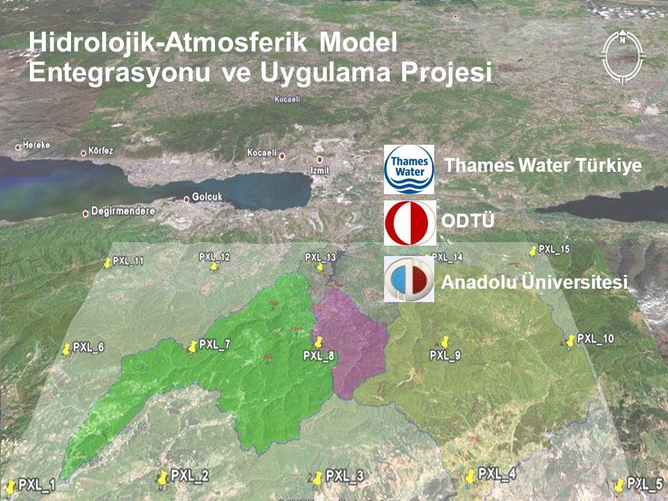 Hidrolojik-Atmosferik Model Entegrasyonu ve Uygulama Projesi