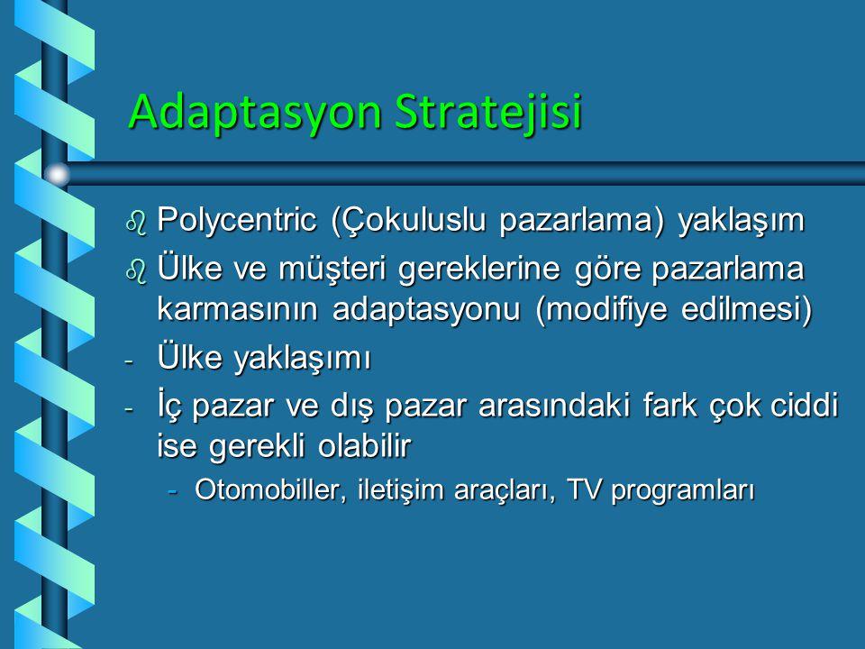 Adaptasyon Stratejisi