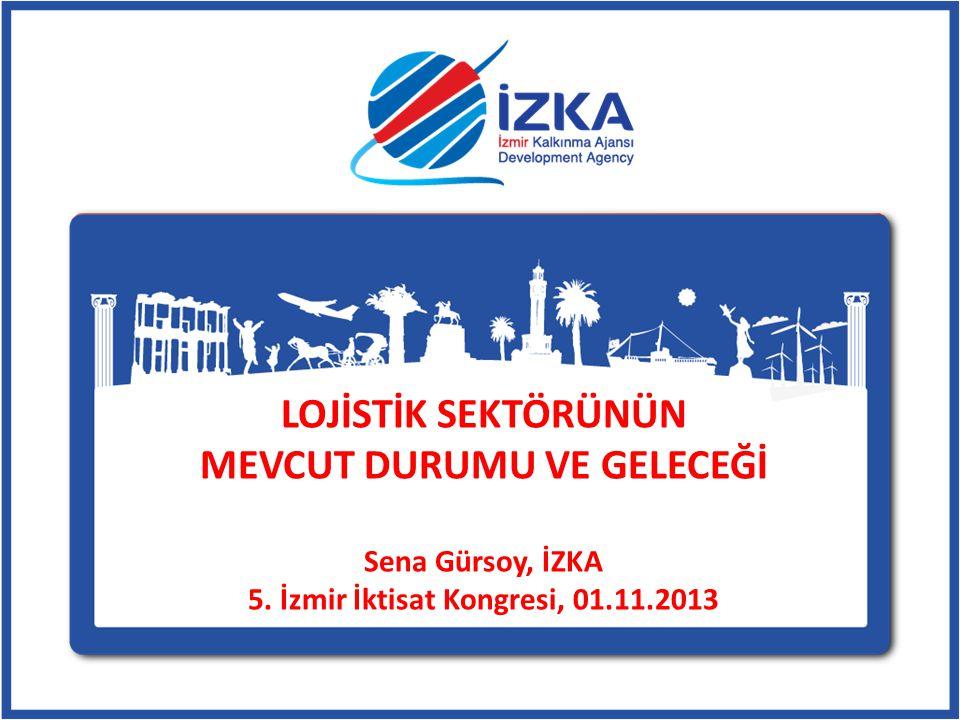MEVCUT DURUMU VE GELECEĞİ 5. İzmir İktisat Kongresi, 01.11.2013