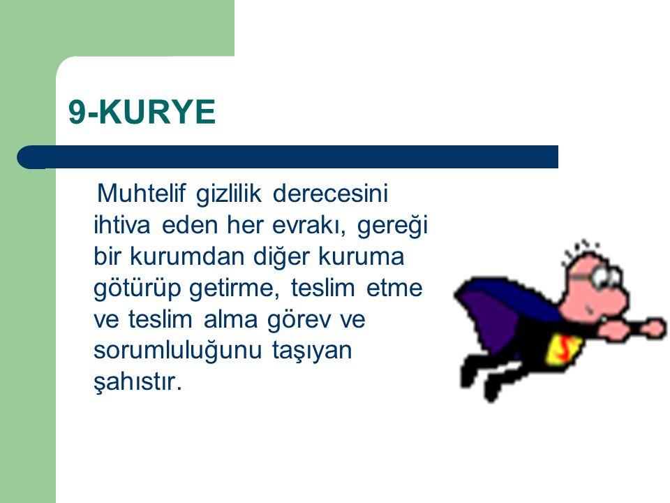 9-KURYE