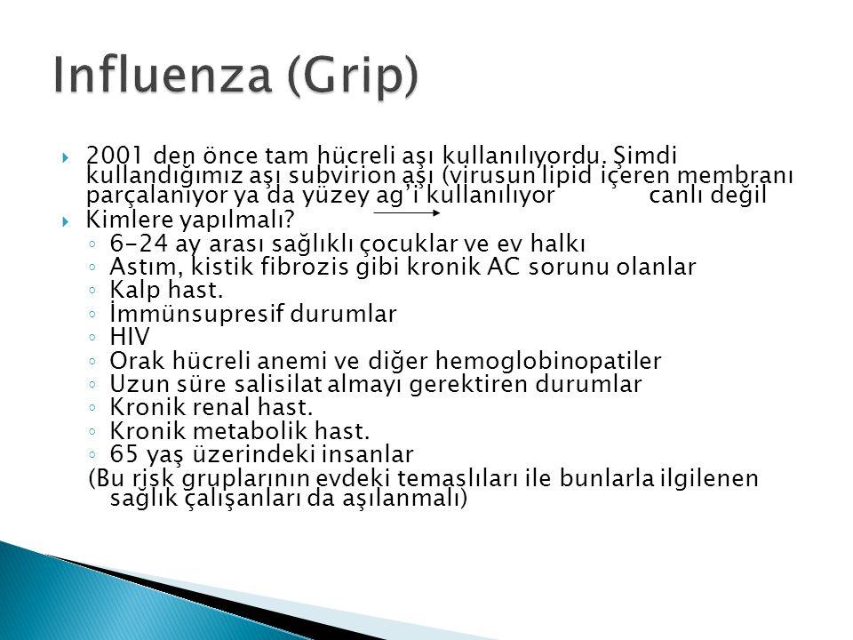 Influenza (Grip)