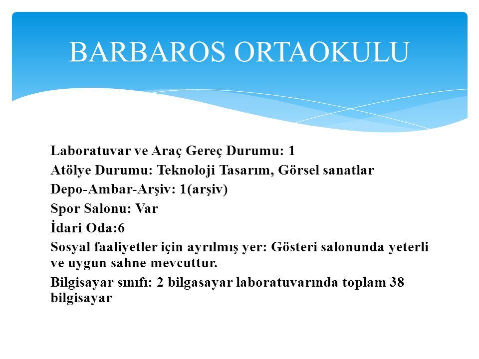 BARBAROS ORTAOKULU
