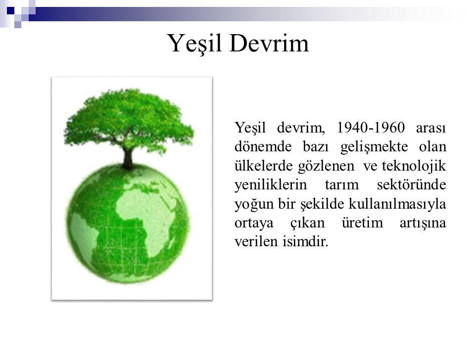 Yeşil Devrim