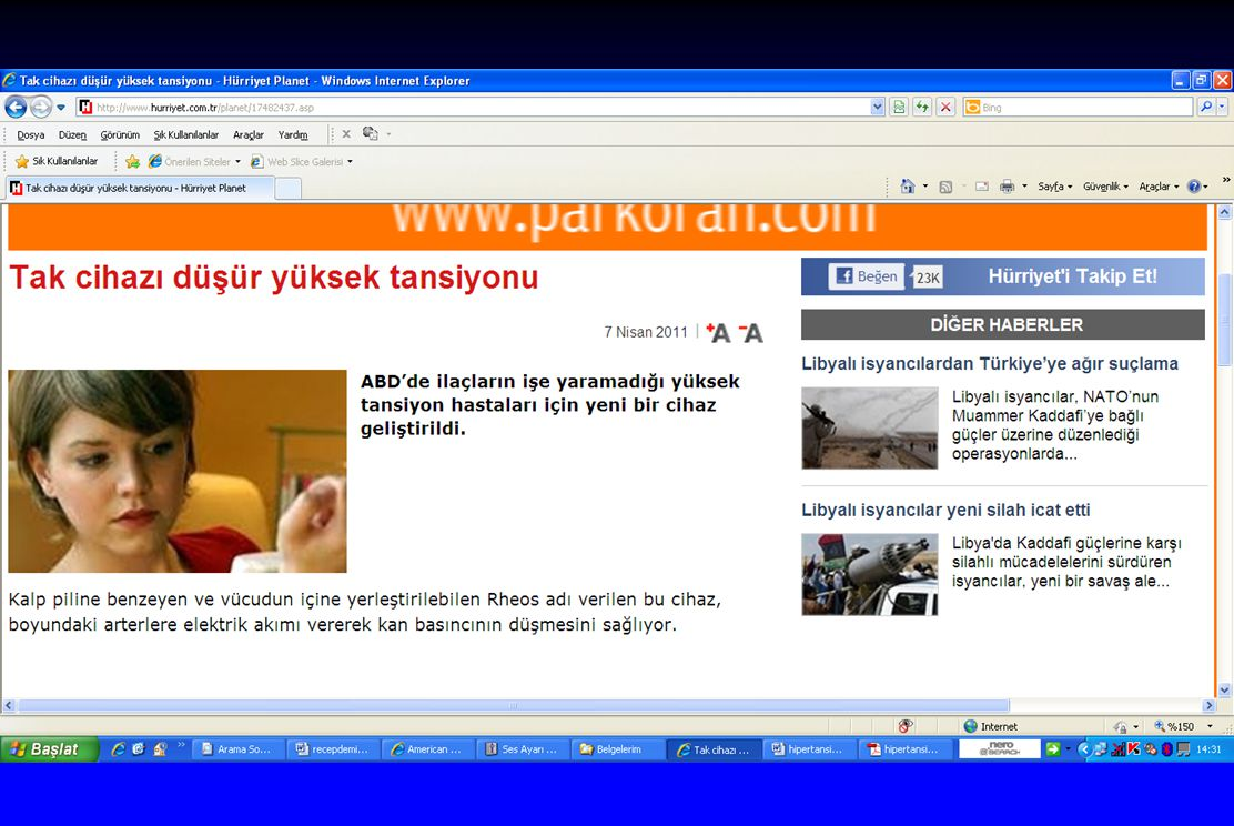 http://www.hurriyet.com.tr/planet/17482437.asp http://www.theheart.org/article/1089587.do.