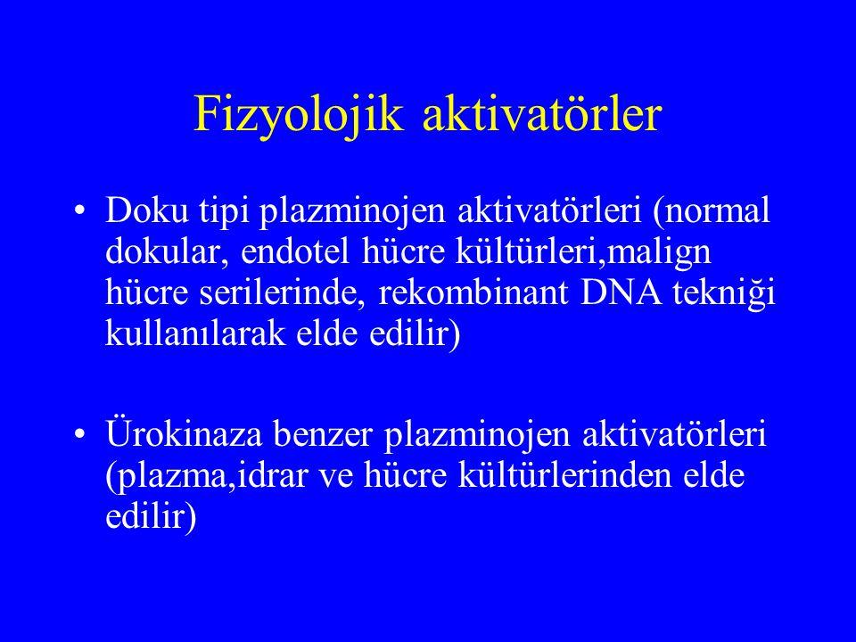 Fizyolojik aktivatörler