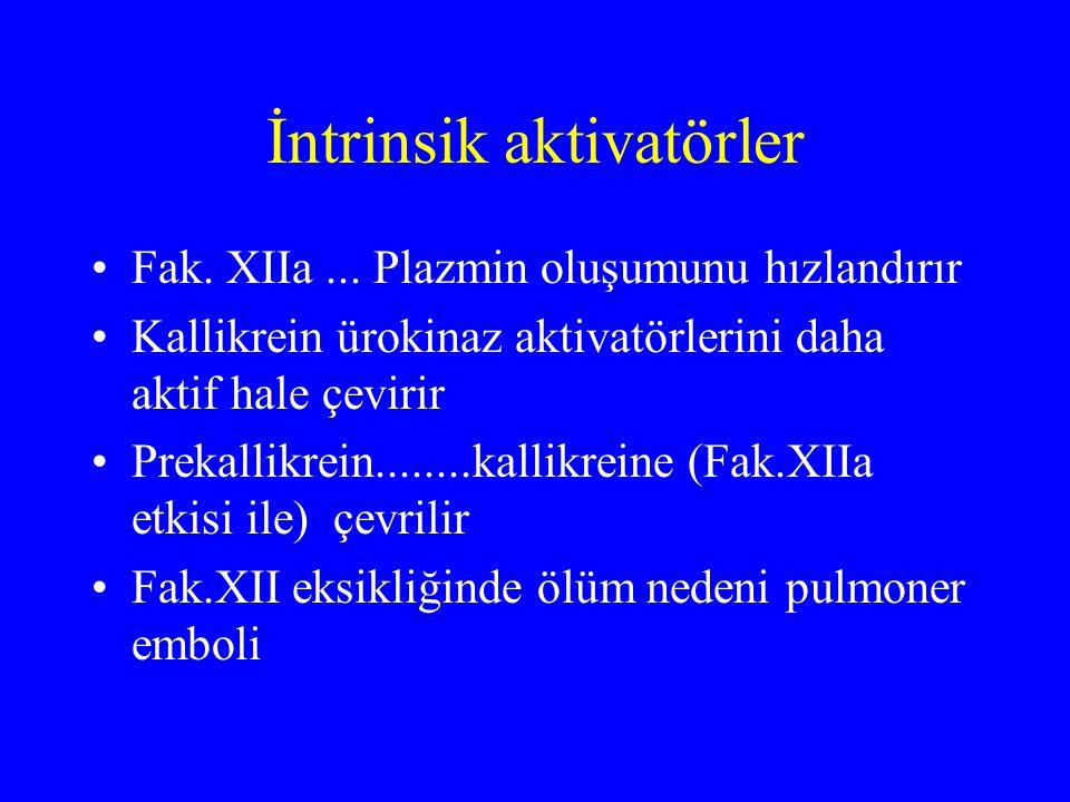 İntrinsik aktivatörler