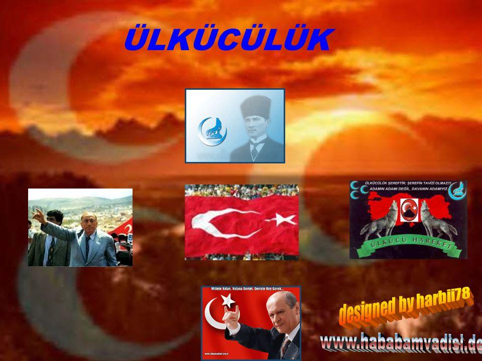 ÜLKÜCÜLÜK designed by harbii78 www.hababamvadisi.de