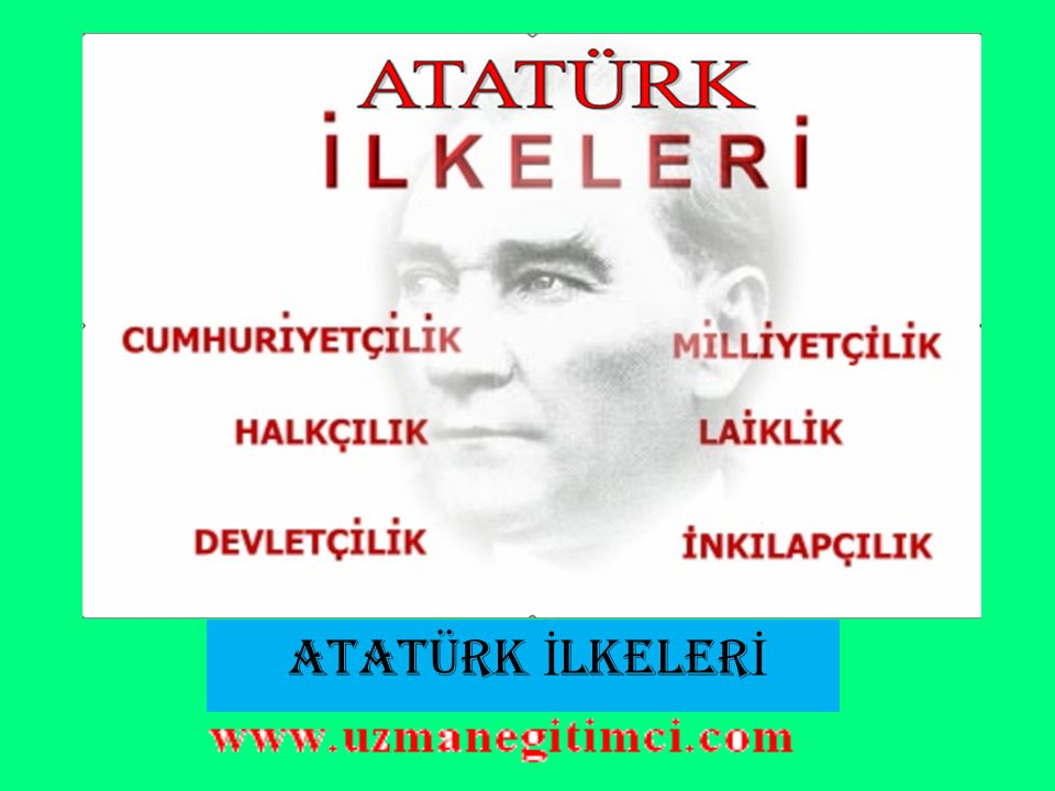 ATATÜRK İLKELERİ 90