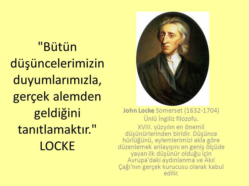 John Locke Somerset (1632-1704)