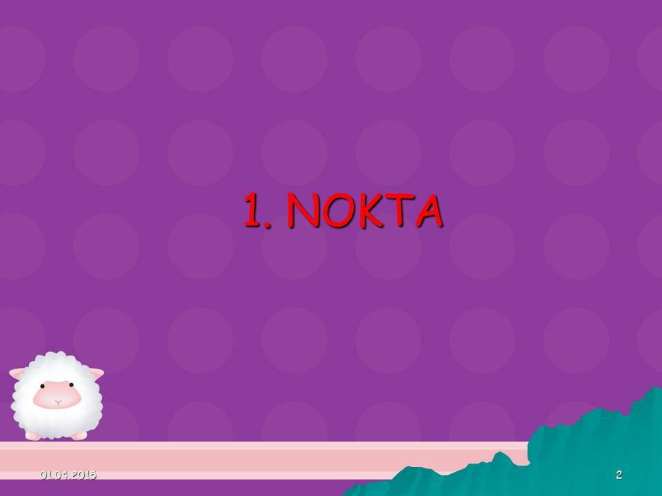 1. NOKTA 09.04.2017