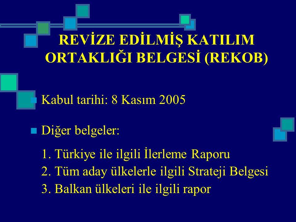 REVİZE EDİLMİŞ KATILIM ORTAKLIĞI BELGESİ (REKOB)
