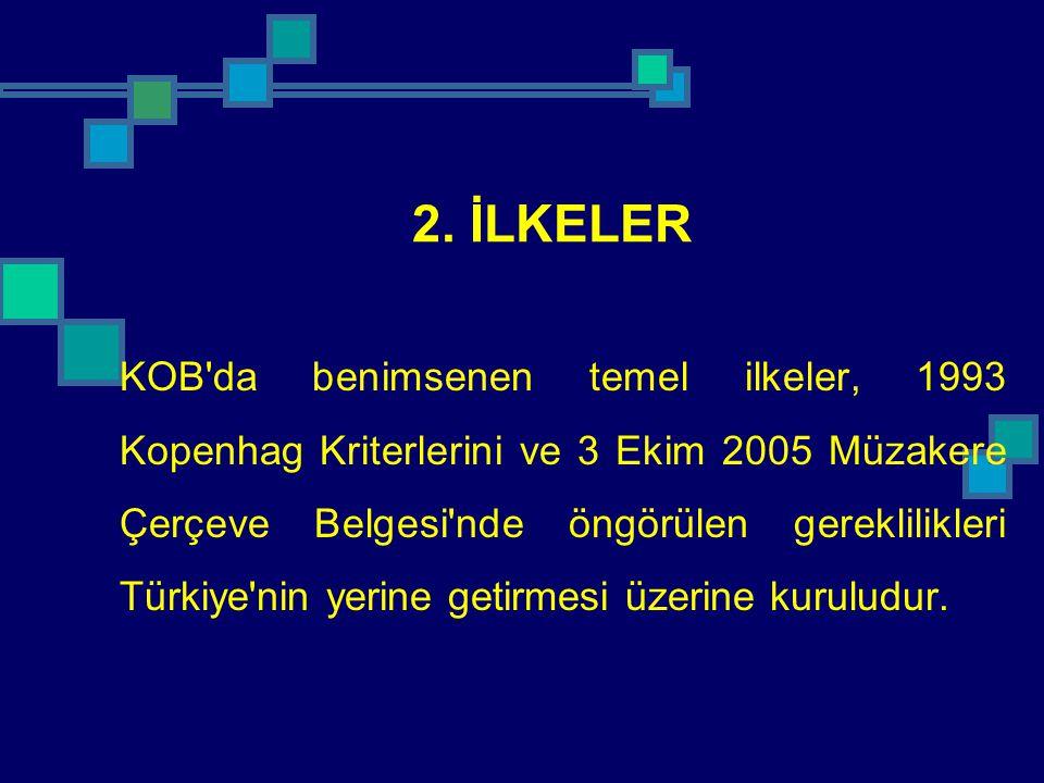 2. İLKELER