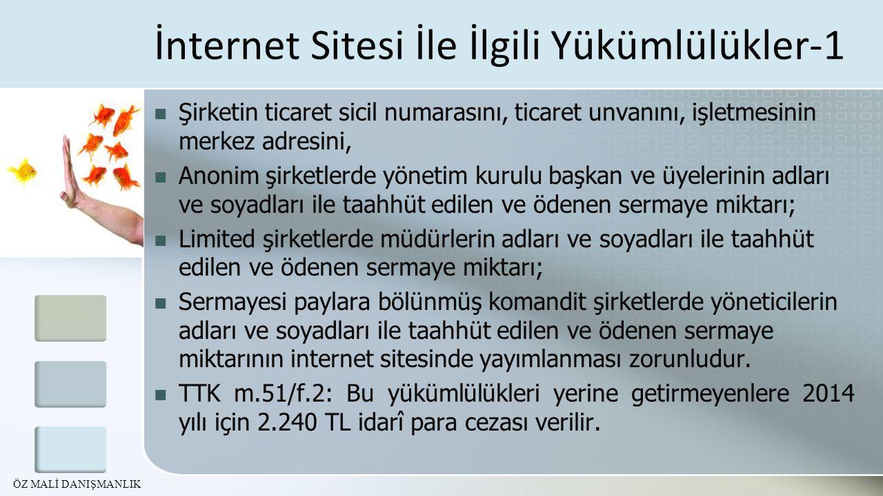 İnternet Sitesi İle İlgili Yükümlülükler-1