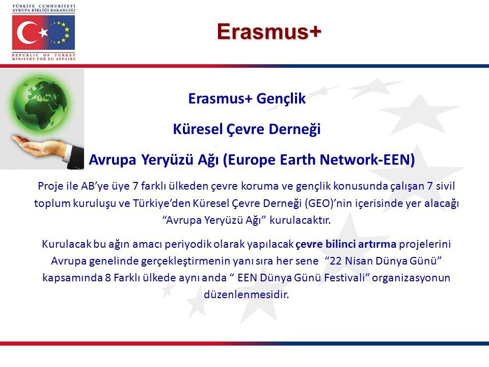 Avrupa Yeryüzü Ağı (Europe Earth Network-EEN)
