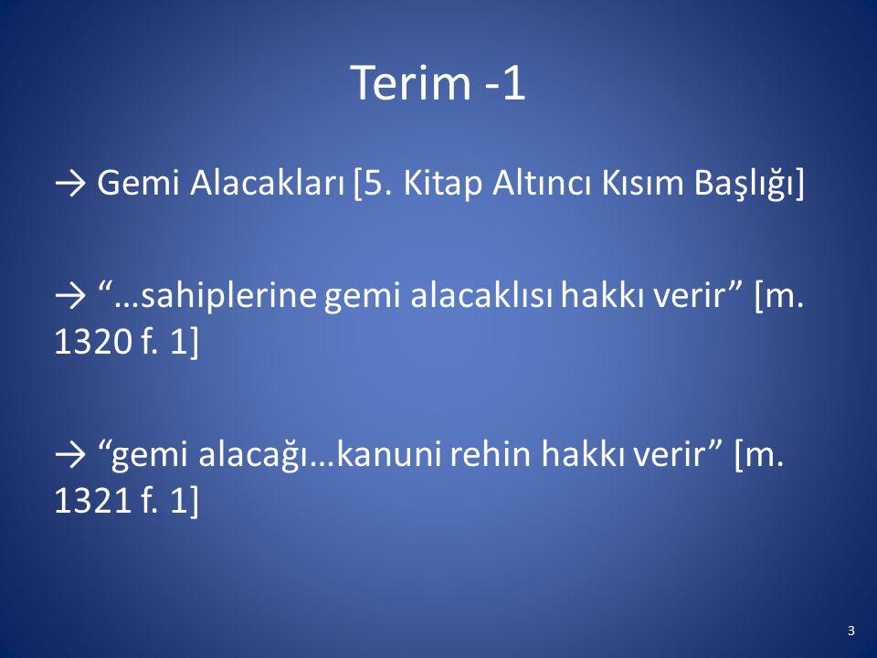 Terim -1