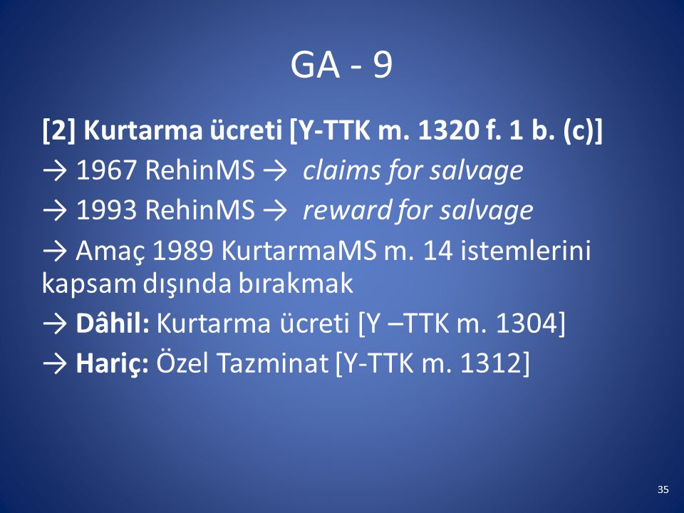 GA - 9