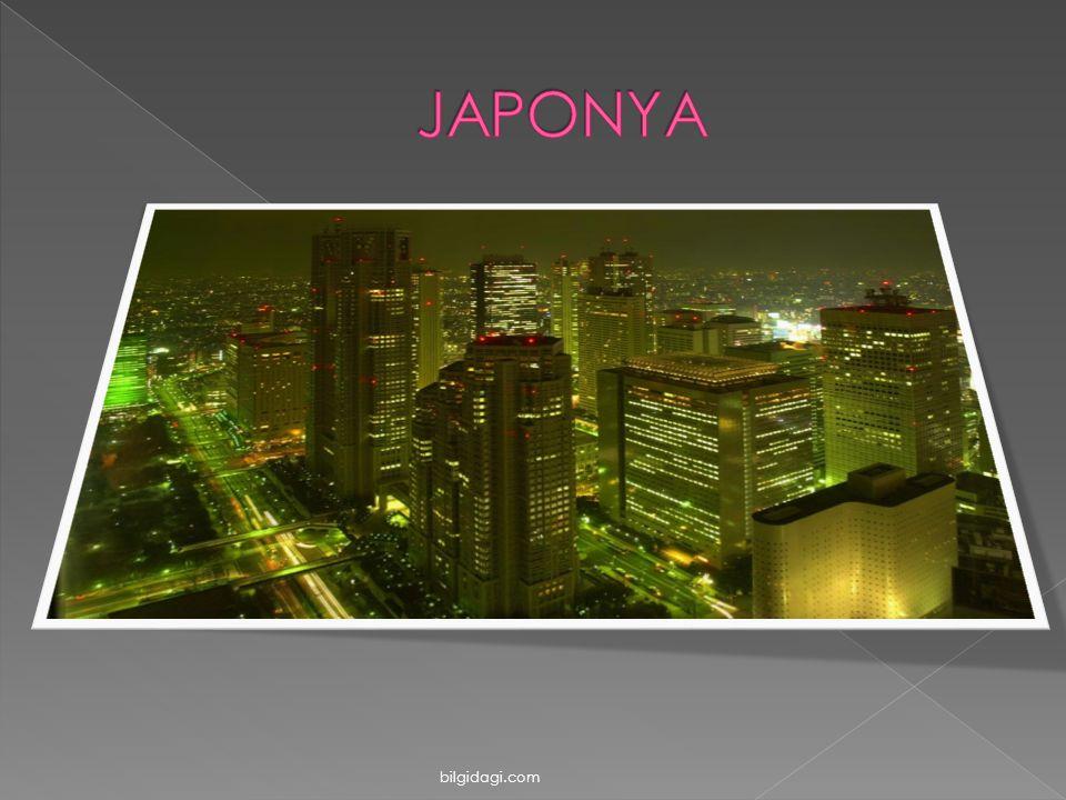 JAPONYA bilgidagi.com