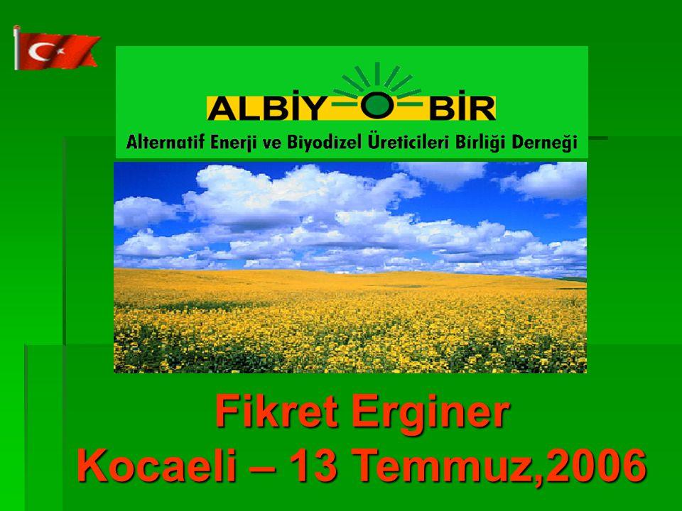 Fikret Erginer Kocaeli – 13 Temmuz,2006