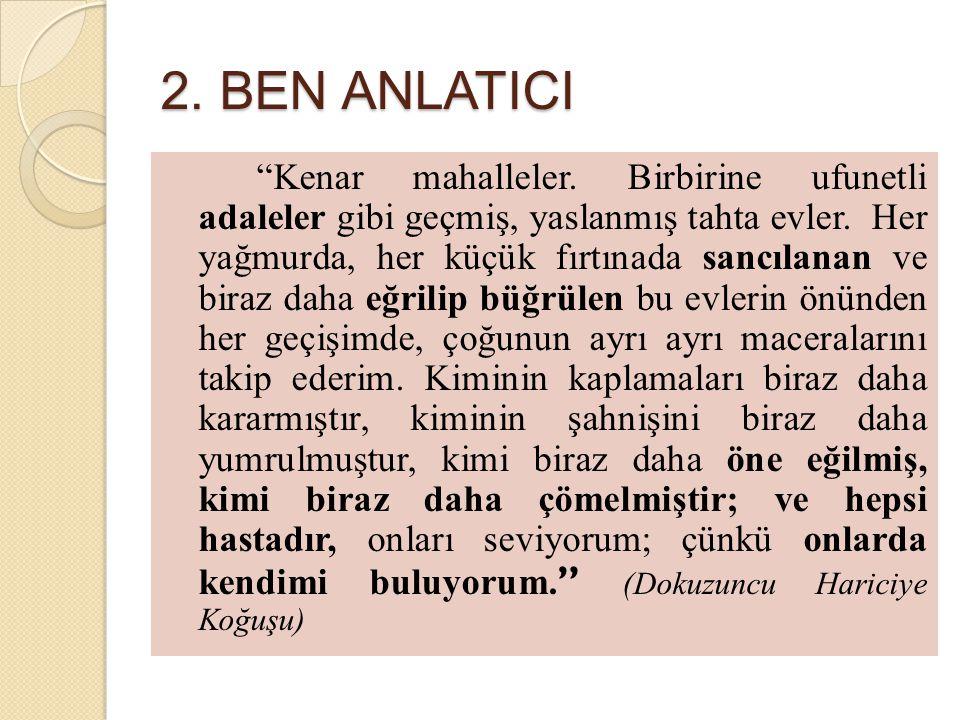 2. BEN ANLATICI