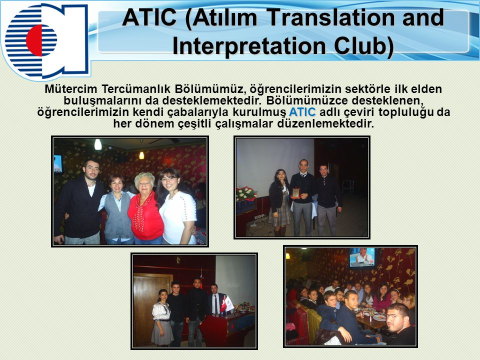 ATIC (Atılım Translation and Interpretation Club)