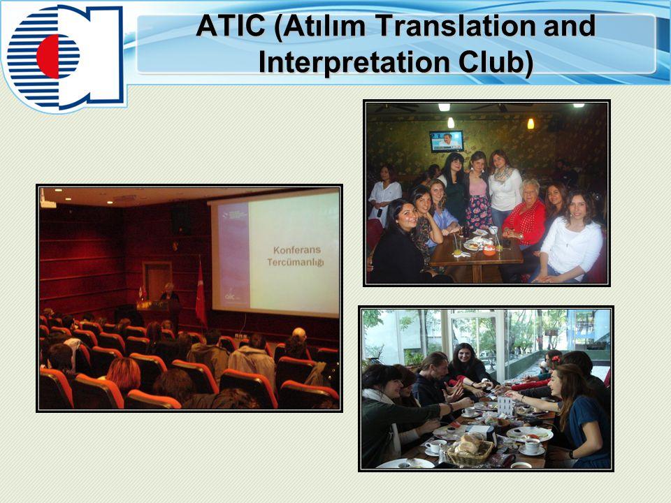 ATIC (Atılım Translation and Interpretation Club)