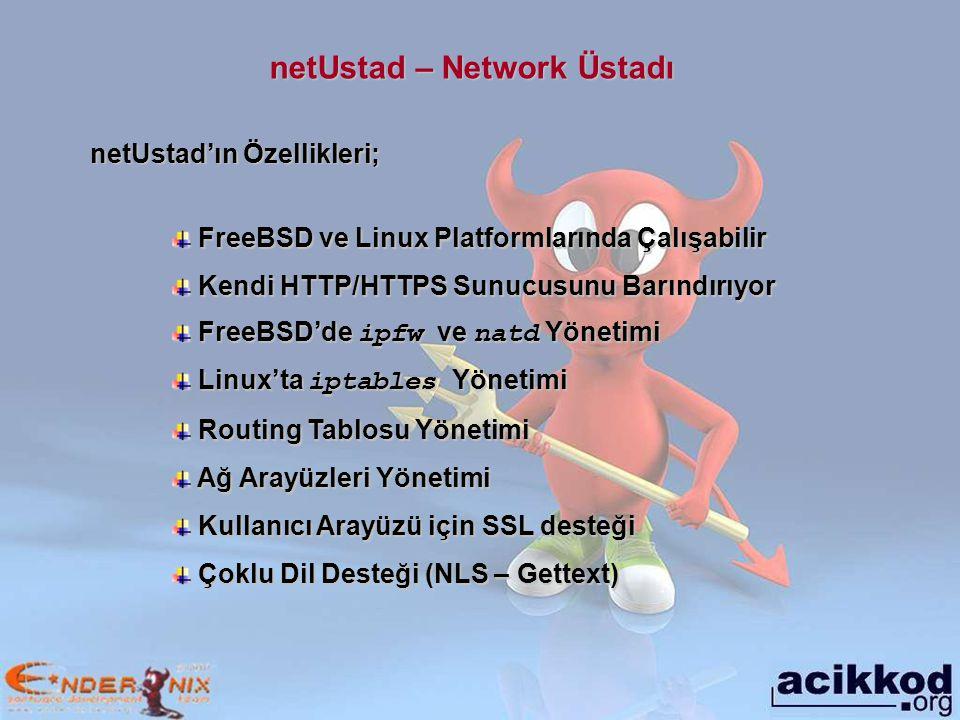 netUstad – Network Üstadı