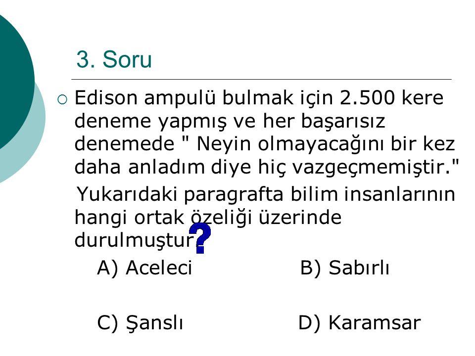 3. Soru