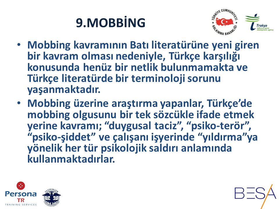 9.MOBBİNG