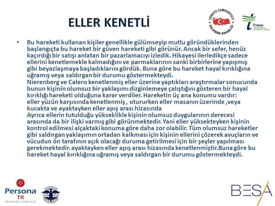 ELLER KENETLİ