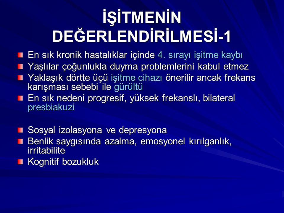 İŞİTMENİN DEĞERLENDİRİLMESİ-1
